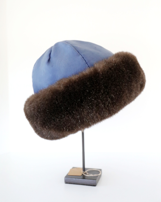 Sea Otter Fur Hat