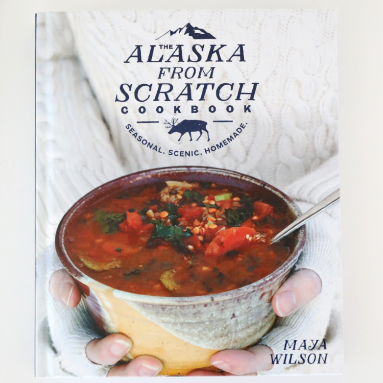 Alaska From Scratch Cook Book