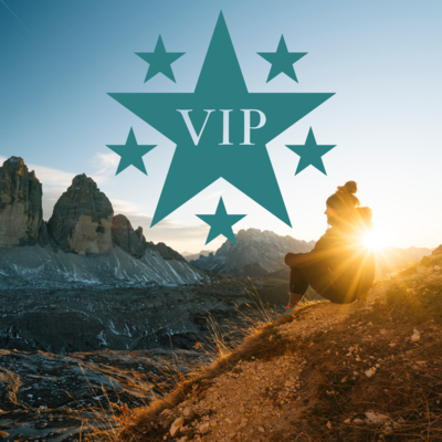 Mit VIP-Option: 12-Wochen Programm zum Buch