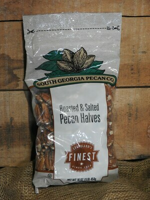 Roasted & Salted Pecans Halves