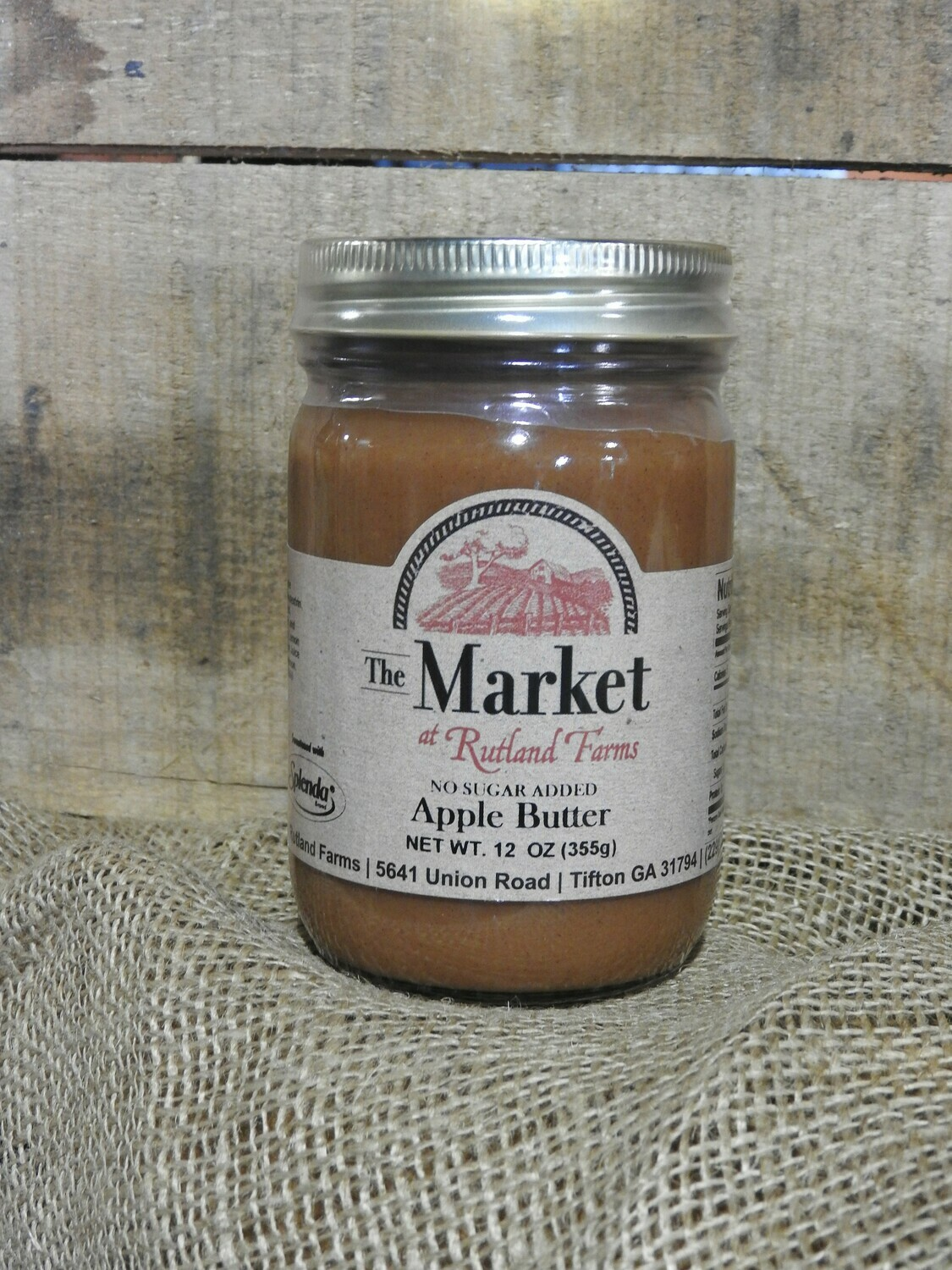 No Sugar Apple Butter