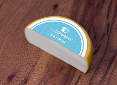 Fromage de montagne MyCOMMERCE - Le crémeux