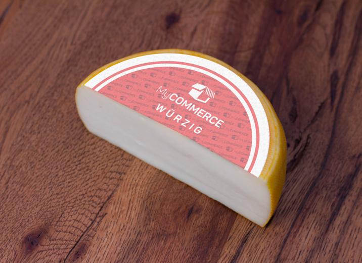 Fromage de montagne MyCOMMERCE - L'aromatique