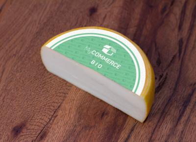 Fromage de montagne MyCOMMERCE - Le bio aromatique