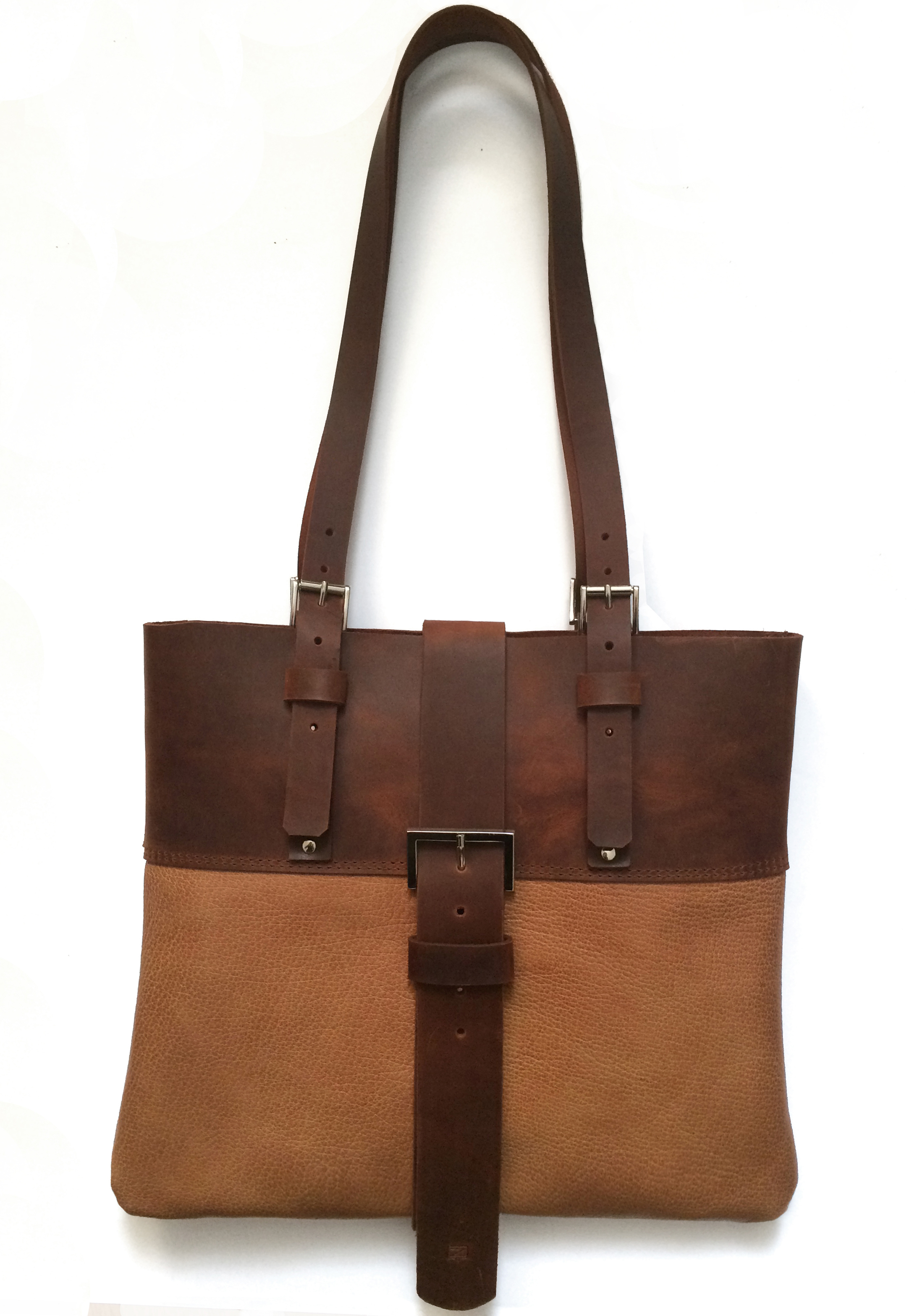 Shopper Orizontal -Camel 00078