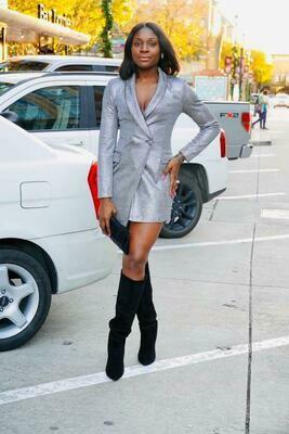 Tina Jacket Dress