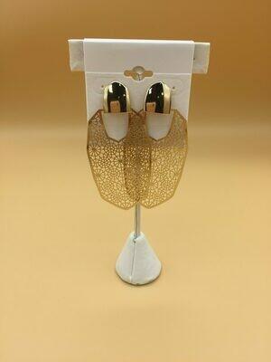 Gold Detail Earrings