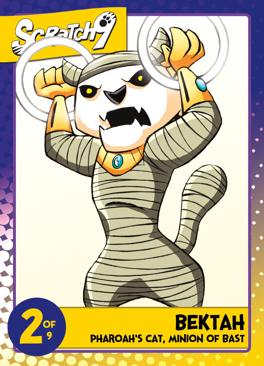 Trading Card #3