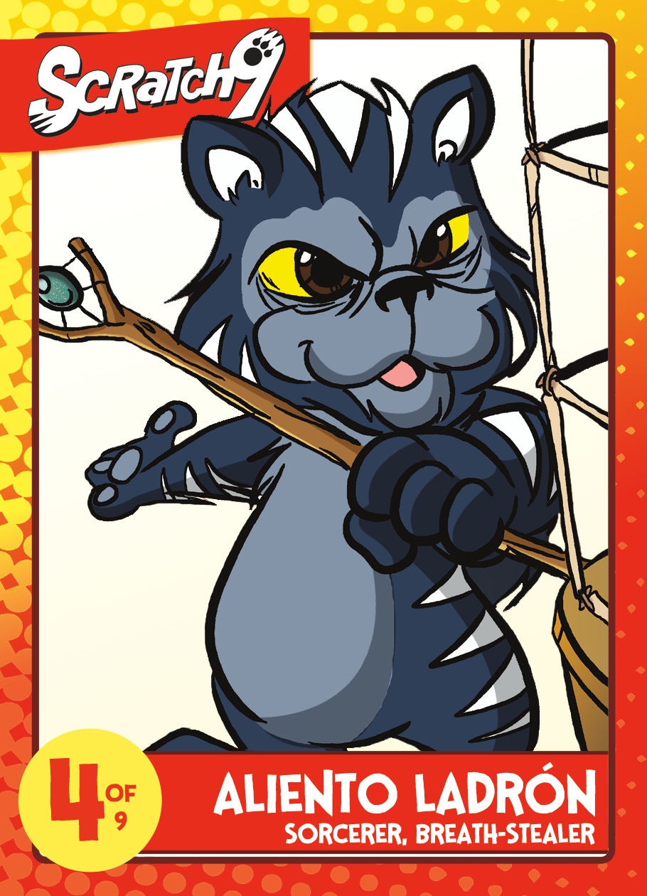 Trading Card #6