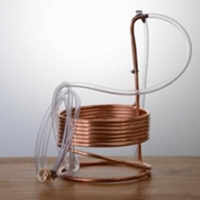 25' Copper Chiller