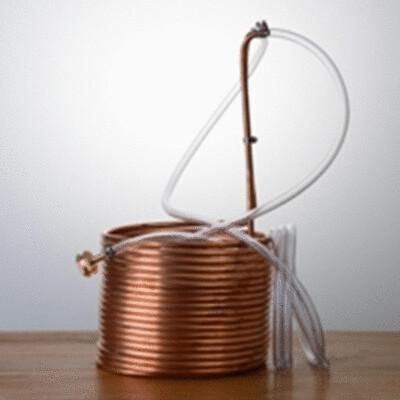 50' Copper Chiller