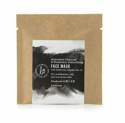Face Mask - Charcoal