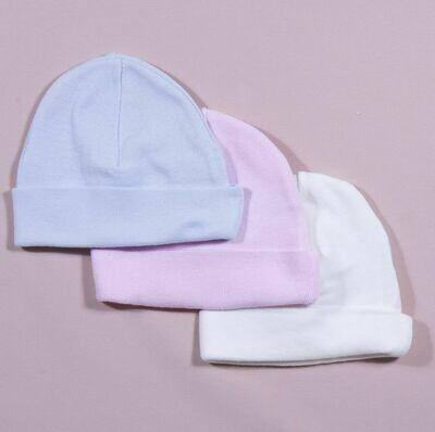 Infant Hat - White