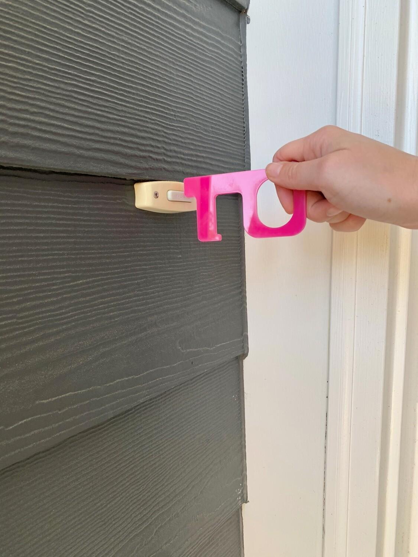 Hands-free Keychain