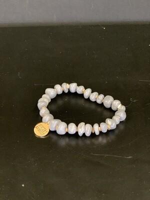 Farrah Navy Bracelet