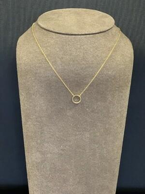 Goddess Emmy Necklace