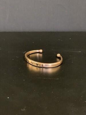 Love Rose Gold Bracelet(L/XL)