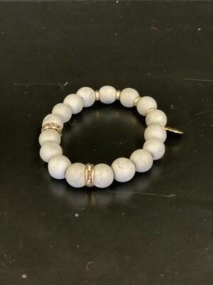 Geode Slate Bracelet(S/M)