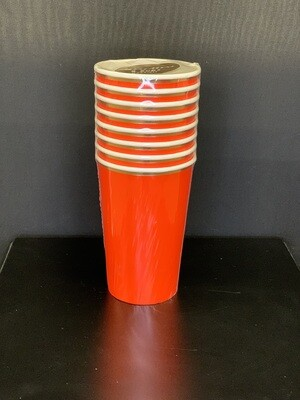 Red High Ball Cups