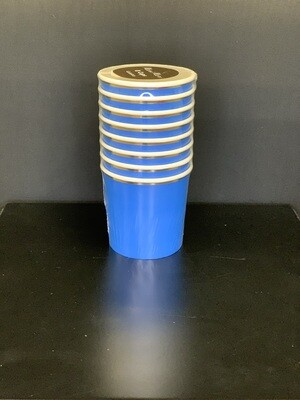 Bright Blue Tumbler Cup