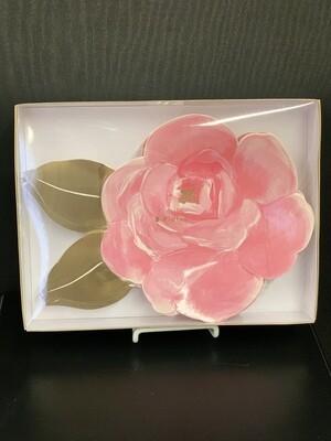 Rose Garden Plates