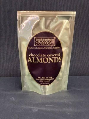 Choc Almond Gold Bag 3oz