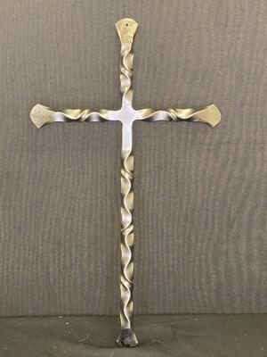 Handmade Steel Cross-small