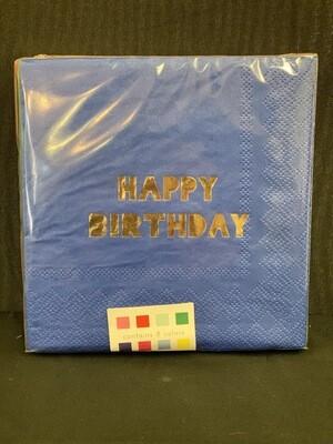 Happy Birthday Napkins-small