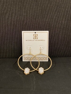 Mateo Silver Earrings