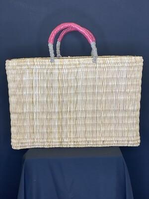 Medina Basket(Poppy)-Large