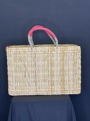 Medina Basket(Poppy)-Medium