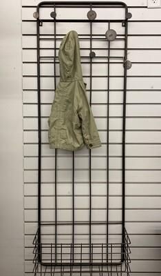 Metal Wall Coat Rack