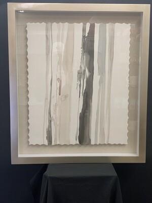 Neutral Landscape Framed Print