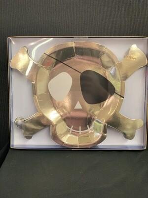 Pirates Bounty Plates