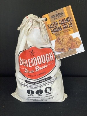Soberdough-Salted Carmel Banana