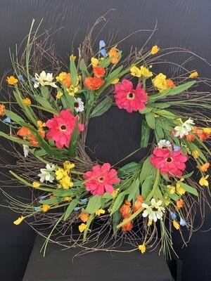 Summer Mix Wreath