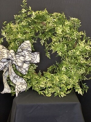 Wisteria Wreath