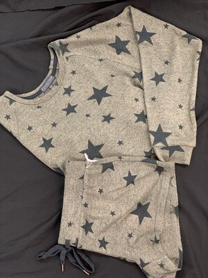 L/S Star Weekend Wear Top