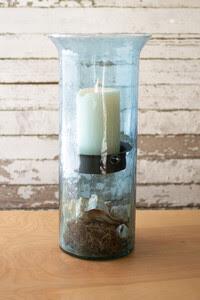Glass Cylinder-Large