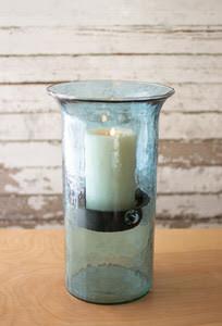 Glass Cylinder - Medium