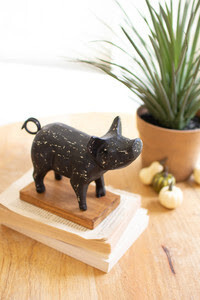 Cast Iron Pig