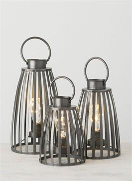LED Table Lantern-Medium
