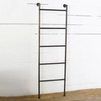 Wall Mount Tin Ladder