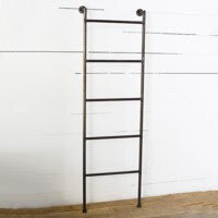 Wall Mount Tin Ladder