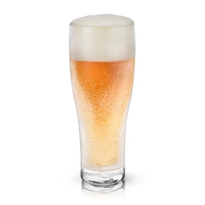 Chilling Beer Glass