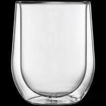 Glass Stemless-Pack of 2