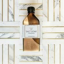 Chamomile Large Salt Soak
