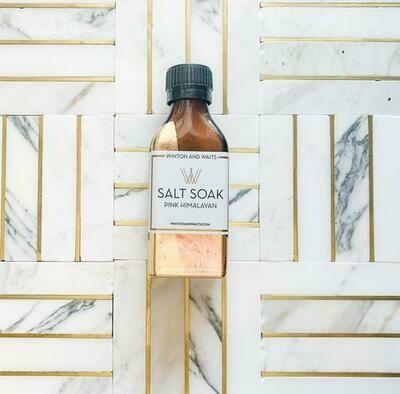 Himalayan Small Salt Soak