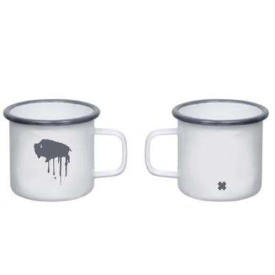 Enamel Buffalo Mug-French Press