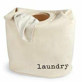 Laundry Storage Tote/Hamper